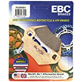 EBC Brakes FA395SV Disc Brake Pad Set