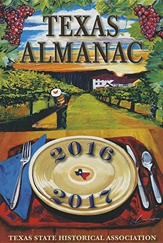 Texas Almanac 2016-2017 (Texas Almanac (Paperback))