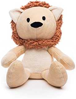 "product image for Bears For Humanity Lion Stuffed Animal - Organic Lion is a Non-Toxic, 12"" PlushToy"