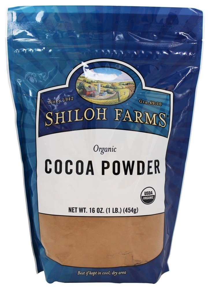 Shiloh Farms Organic Cocoa Powder - 16 oz