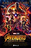 #5: MCPosters - Marvel Avengers Infinity War 2018 Movie Poster GLOSSY FINISH - MCP018 (24