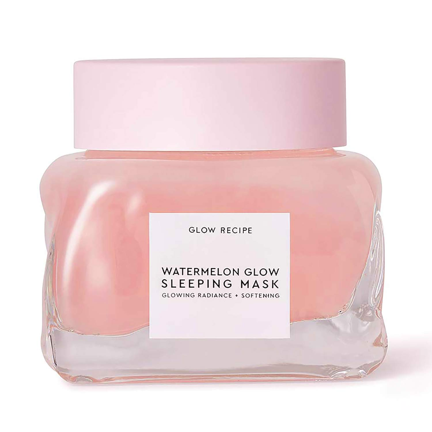 Amazon.com : Glow Recipe Watermelon Glow Sleeping Mask - Anti-Aging +  Brightening Overnight Face Mask w/AHA + Hyaluronic Acid + Pumpkin Seed  Extract - Vegan Hydrating Face Mask for Sensitive Skin (80ml / 2.7oz) :  Beauty