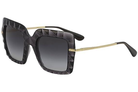 282834e94cc Amazon.com  Dolce   Gabbana Women s Bold Square Sunglasses
