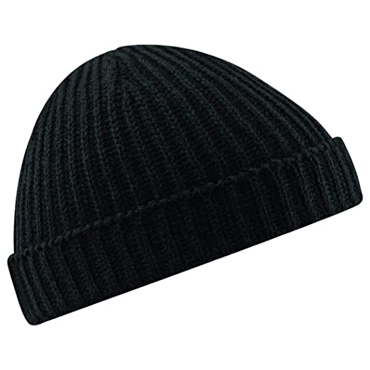 f634ba37b13 Image Unavailable. Image not available for. Color  LA Moon s Skullies    Beanies - Fisherman Beanie Ribbed Hat Winter Warm Turn Up Retro Mens