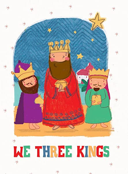 Religious Christmas Cards For Children.Paperdove Nativity Characters Christmas Cards Pack Of 12