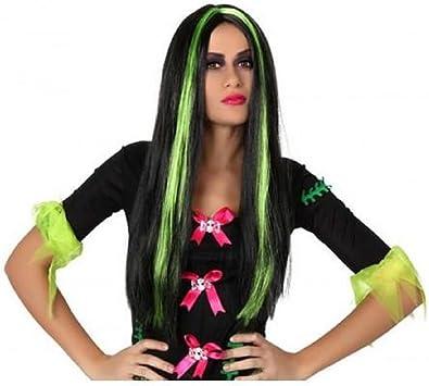 Manzana proibita – Peluca mujer pelo largo Disfraz Halloween bruja ...