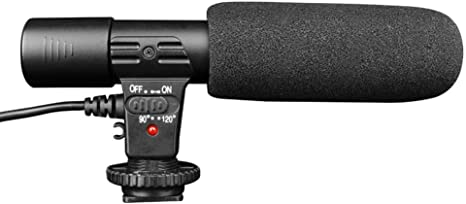 teyeleec MIC-01 Video Digital Professional Studio/estéreo ...