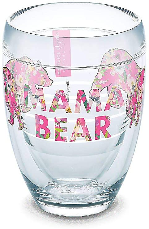 d5a41833a Amazon.com | Tervis Simply Southern Floral Mama Bear 9 Ounce ...