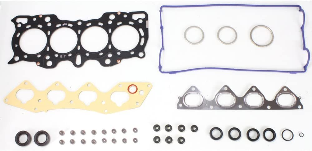 Head Gasket Set for Acura Integra 90-01 With Cylinder Head Bolt 4 Cyl DOHC 16 Valves Kit