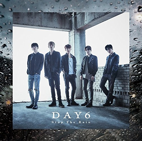 CD : Day6 - Stop The Rain (Limited Edition, With DVD, Japan - Import, 2PC)