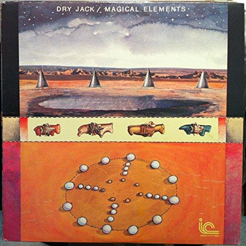 DRY JACK MAGICAL ELEMENTS vinyl record