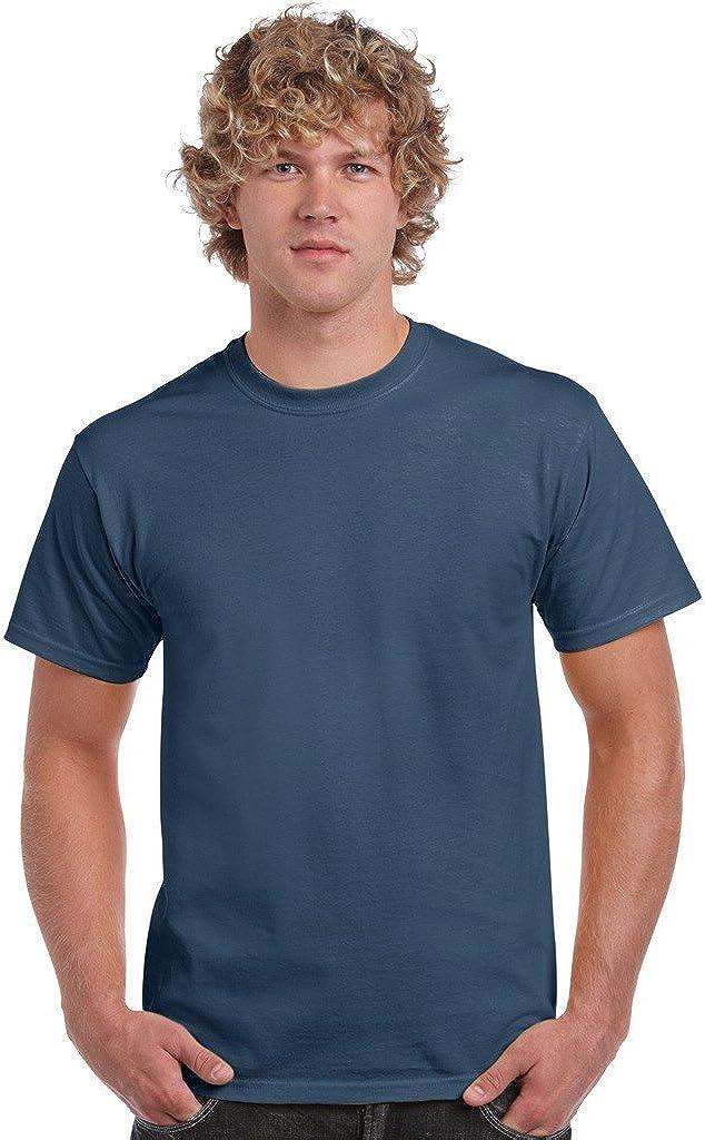 GILDAN Mens Ultra Cotton T-Shirt