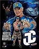 John Cena 2015 Portrait Plus Double Sided Laminate, 8 x 10 inches