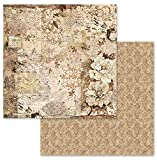 "Stamperia Double-Sided Paper Pad 12""X12"" 10/Pkg-Old Lace, 10 Designs/1 Each"