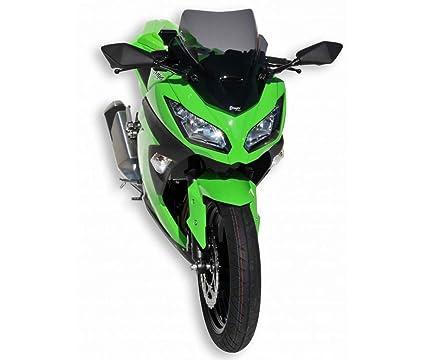 Kawasaki 300 ninja-13/17-bulle Aeromax ermax-0703085: Amazon ...