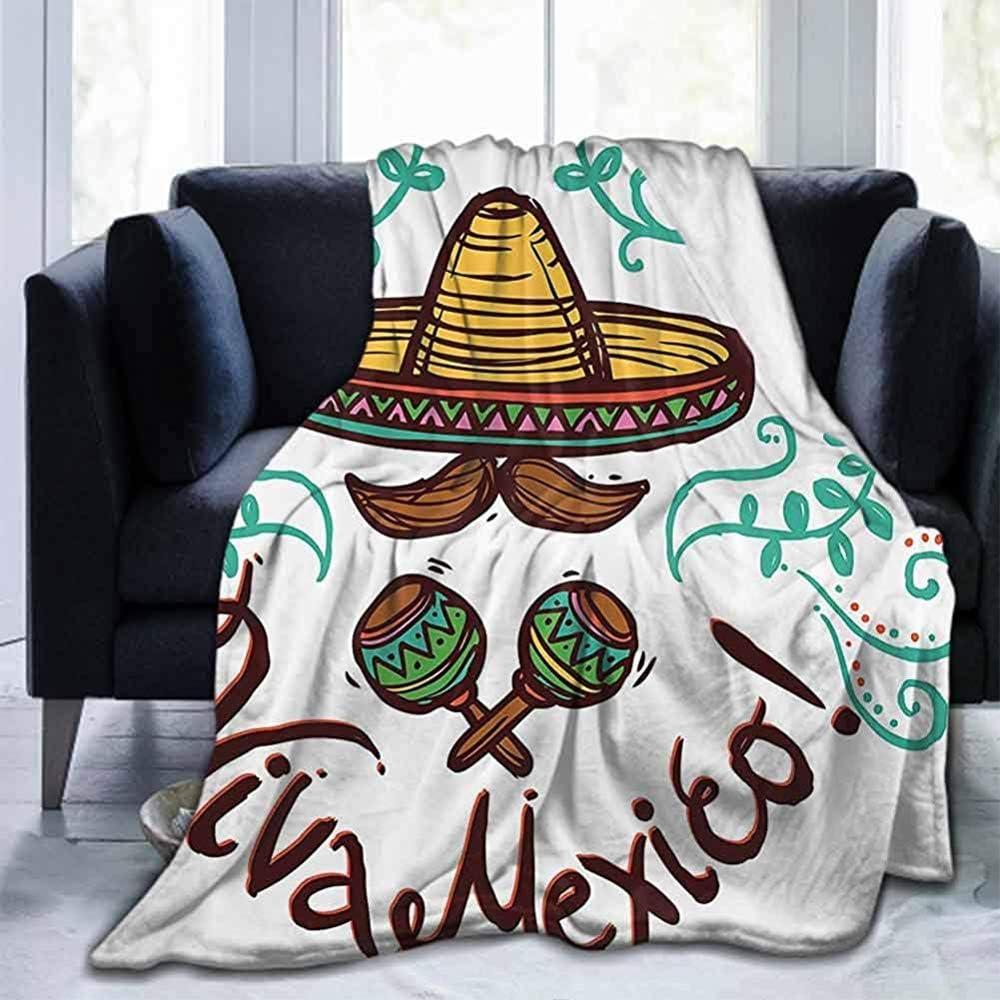 Leisure-Time Collezione di decorazioni messicane coperta, Stile messicano, schizzo, Ornamento Floreale, tipografia, decorazione, ispanico, Arte, Stampa