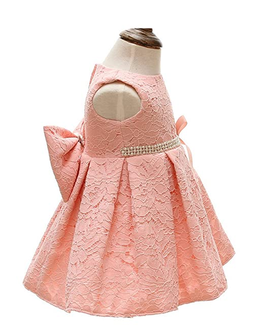 Amazon.com: Greatop Baby Girls Dress Christening Baptism Party ...