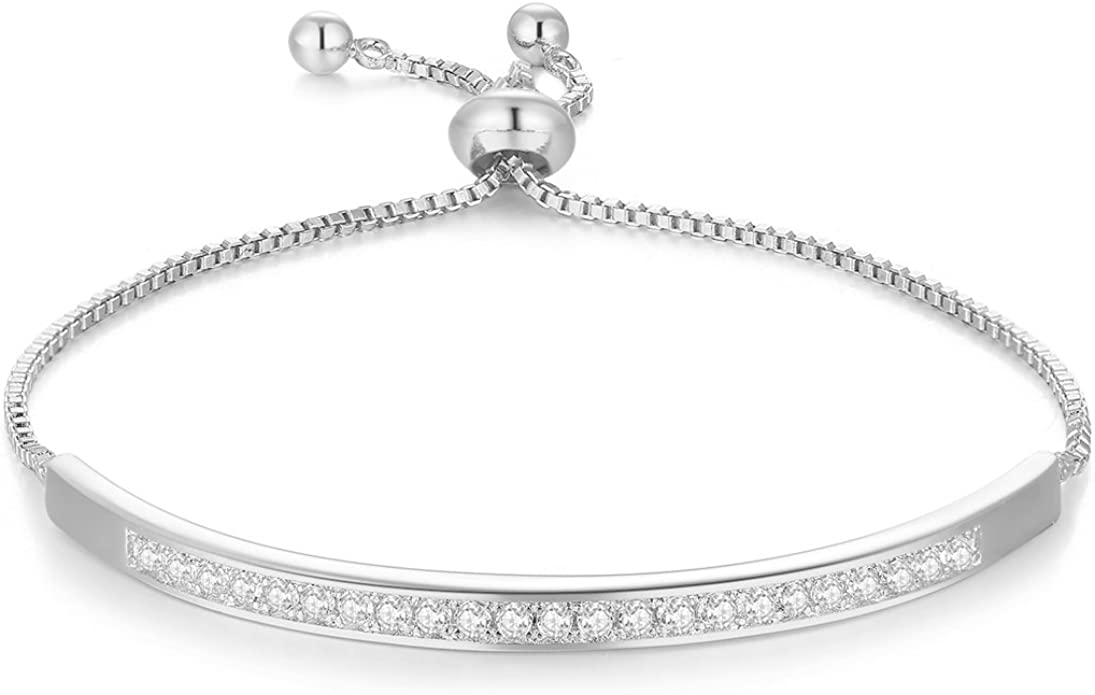 Acier Inoxydable Boîte Lien Chaîne Bracelet Entrelacés Circle Bangle Bracelet Bijoux