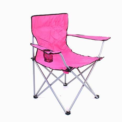 Home Hut Silla de camping plegable para senderismo, jardín ...