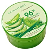 Natural Extract Gel apaisant et hydratant à base d'Aloe 300g soothing gel
