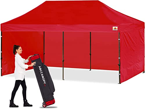 ABCCANOPY Canopy Tent Popup Canopy 10×20 Pop Up Canopies Commercial Tents Market'stall