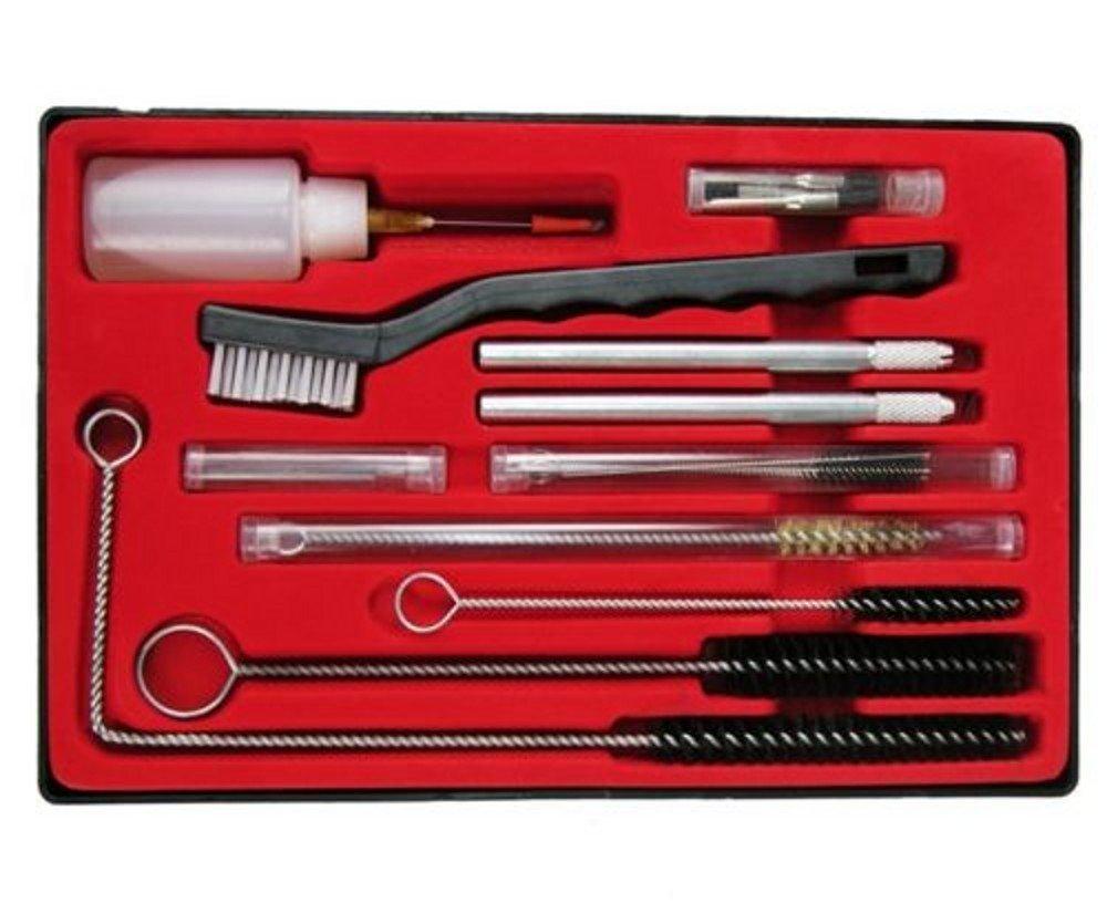 Magic Show 23Pcs spray herramienta de aire Kit de Limpieza de pistola de pintura TO48