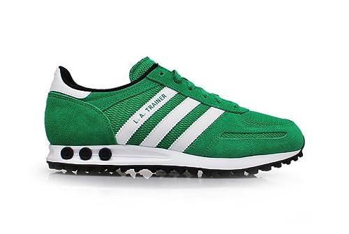 adidas trainer uomo verdi