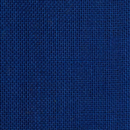 Plastex Fabrics Jute Navy Fabric by The Yard, Navy