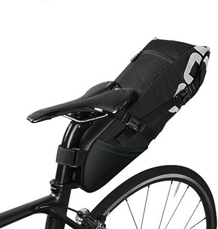 Cycling Bike Bicycle Rear Rack Seat Saddle Storage Pannier Pouch Bag Universal