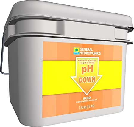 16 lbs  - pH Down - Dry pH Reducer - Phosphoric Acid - General