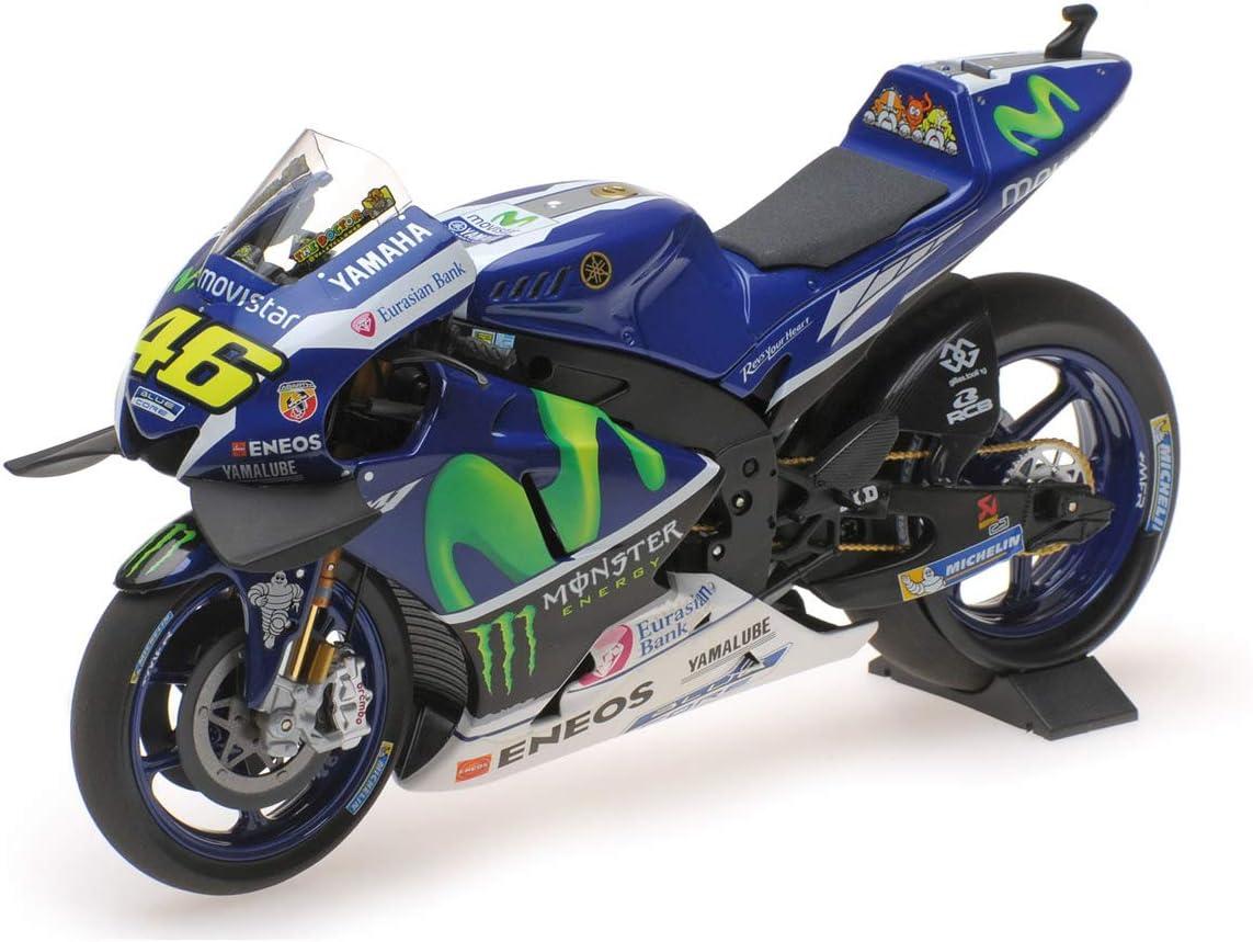 Minichamps 315170056 Valentino Rossi-Homenaje a Angel Nieto//Nicky Hayden Casco 1:10