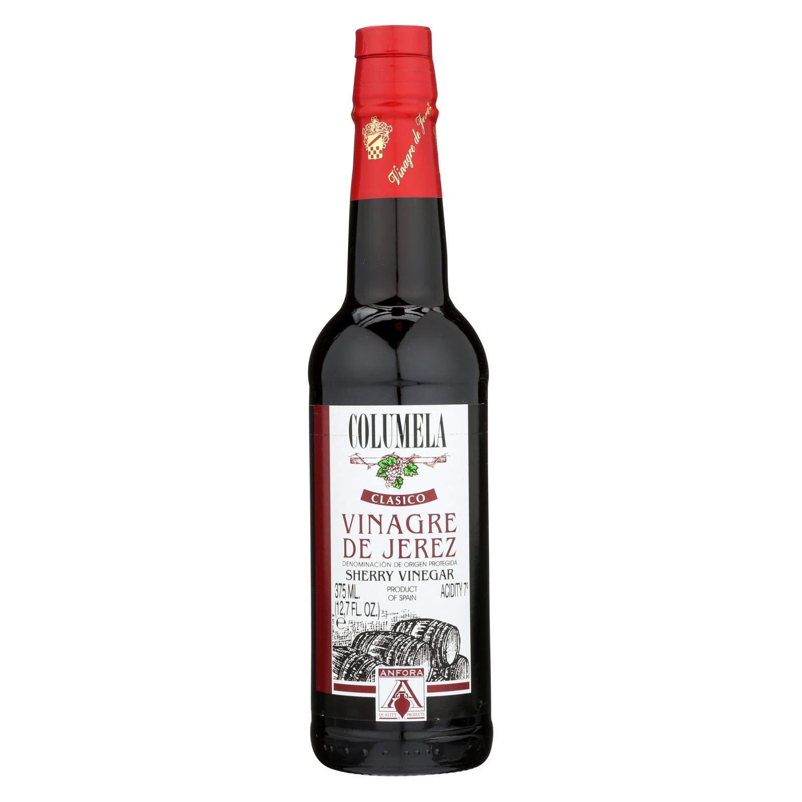 Columela Classic Sherry Vinegar - Case of 6 - 12.7 Fl oz. by Columela