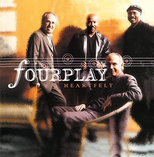 CD : Fourplay - Heartfelt (Holland - Import)