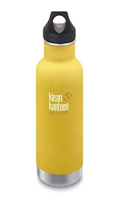 Klean Kanteen Classic Stainless Steel Water Bottle
