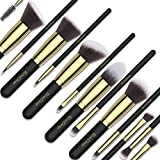 EmaxDesign Makeup Brushes 14 Pieces Professional