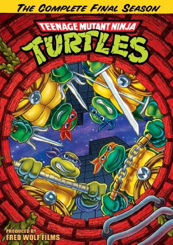 Teenage Mutant Ninja Turtles: The Complete Final Season (DVD)