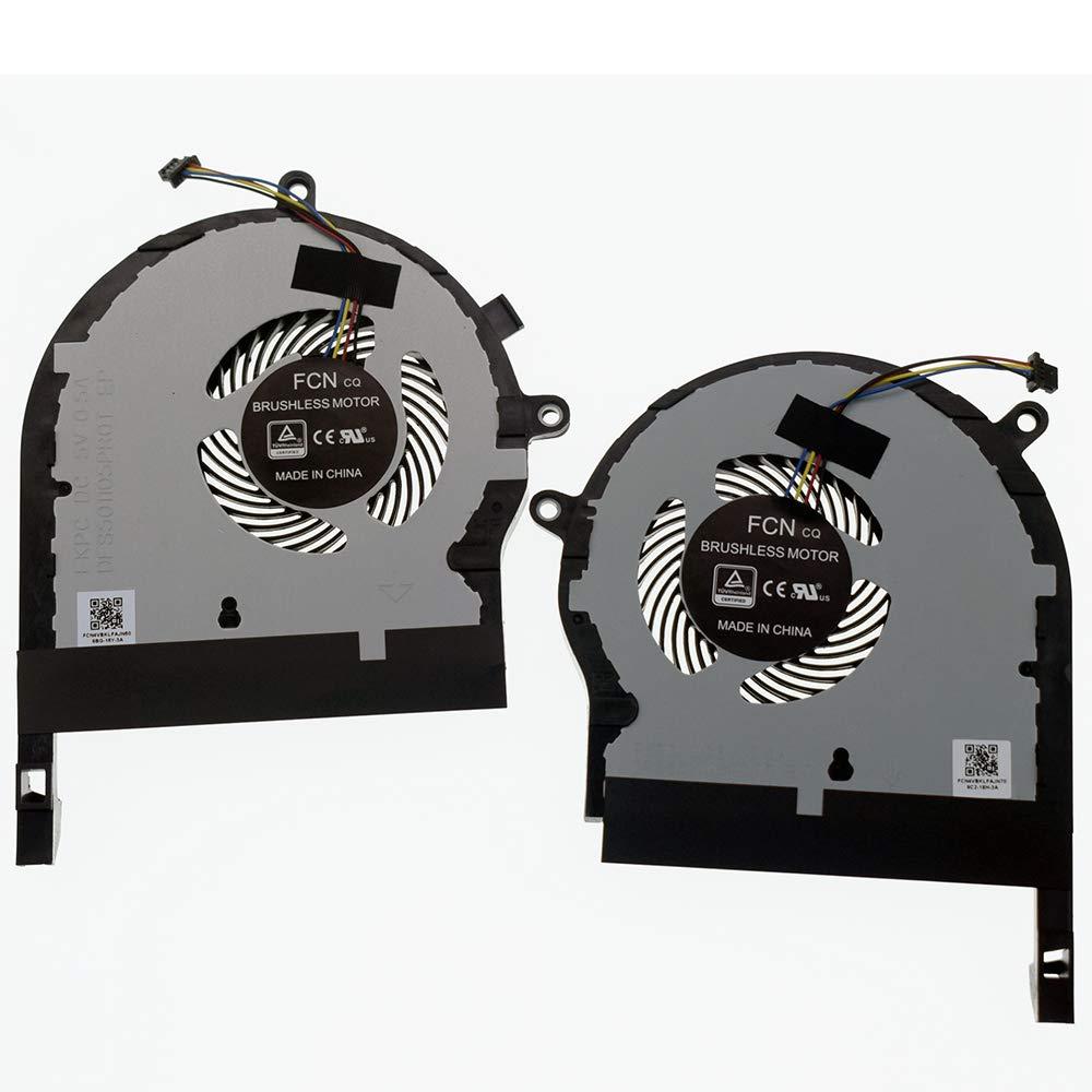 Ventilador CPU GPU Asus ROG TUF Gaming FX504G FX504GE FX504GM FX