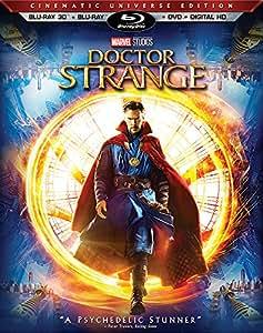 Doctor Strange 3D [3D Blu-ray / Blu-ray / DVD / Digital HD]