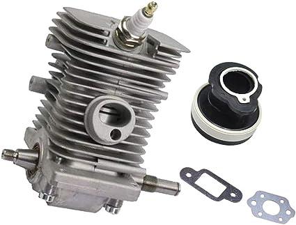 MagiDeal Conjunto De La Cuba del Cigüeñal del Cilindro del Motor del Motor para Stihl Ms180 018: Amazon.es: Jardín