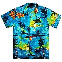 Funky Hawaiian Shirt XS - 6XL