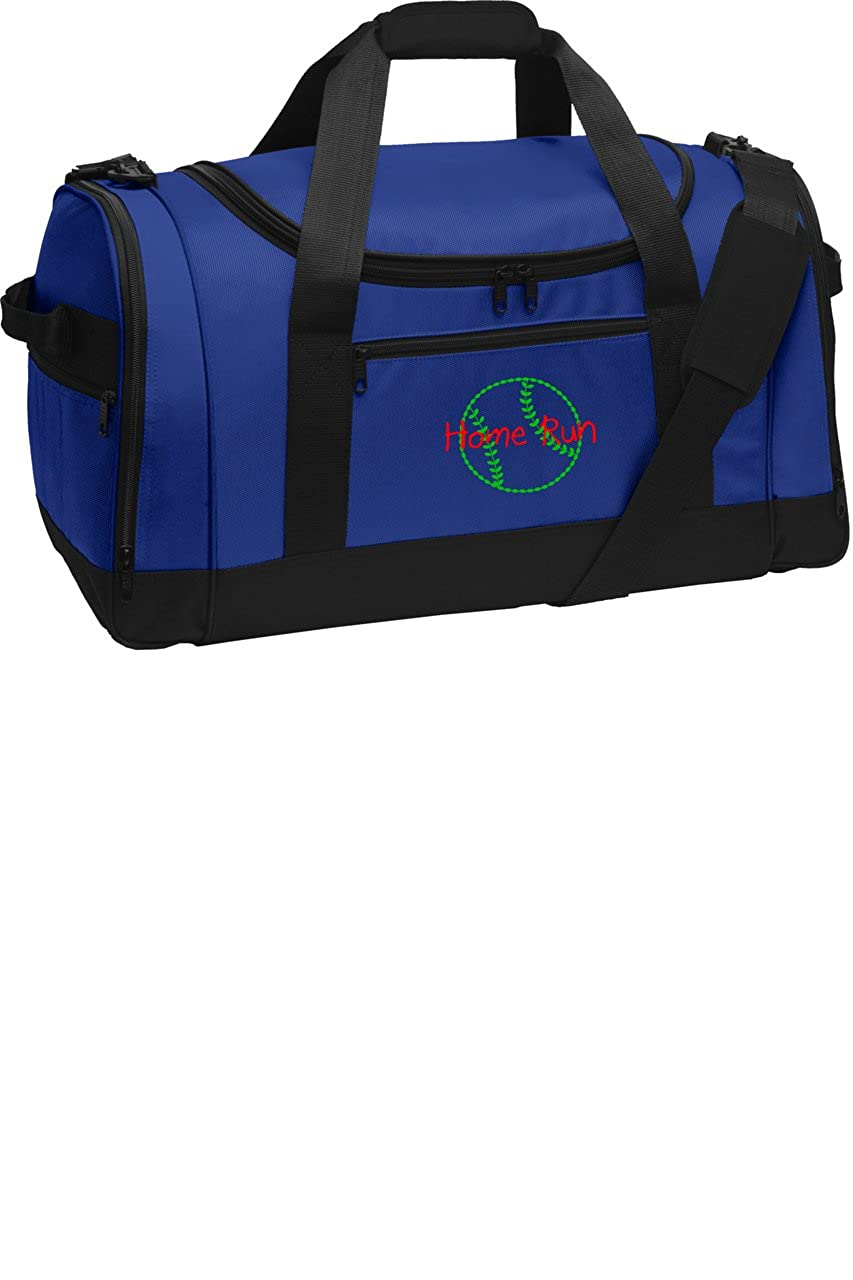 ALL ABOUT ME Company Personalized Softball Voyager Sports Duffel Bag