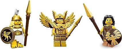 100/% Lego Battle Goddess Series 12 Collectible Minifigure Set 71007 NEW