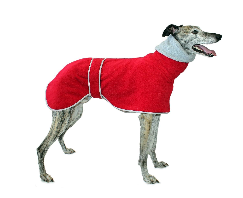 Abrigo Rojo para Galgos