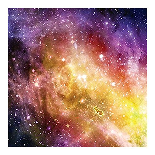 SODIAL Hydrographic Film - Water Transfer Printing - Hydro Dipping - Star Universe - 1 Meter