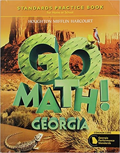 Houghton Mifflin Harcourt Go Math Student Edition