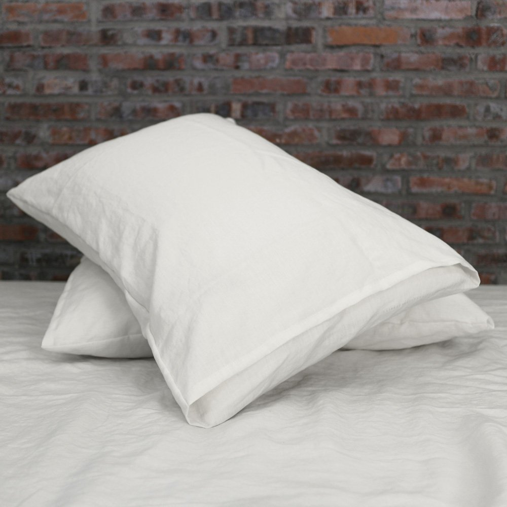 Amazon.com: Ladrillo linenshed Stonewashed ropa de cama ...