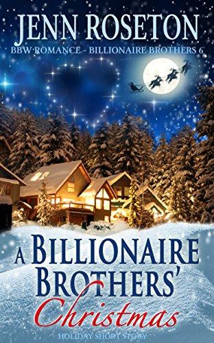 Amazon A Billionaire Brothers Christmas Bbw Romance