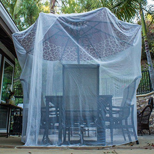 Ultra Large Mosquito Net And Insect Repellent By Mekkapro