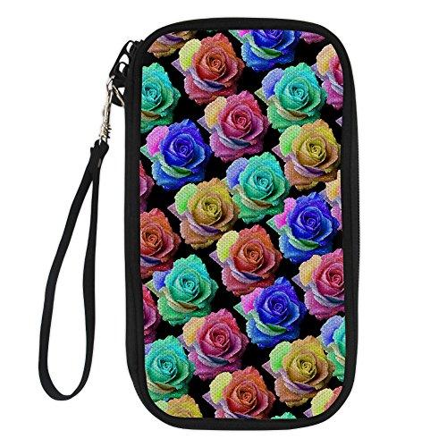 paspoortportemonnee inpakbare Color paars 7 rugzak 5 kleur Advocaat gqWwF8ndd