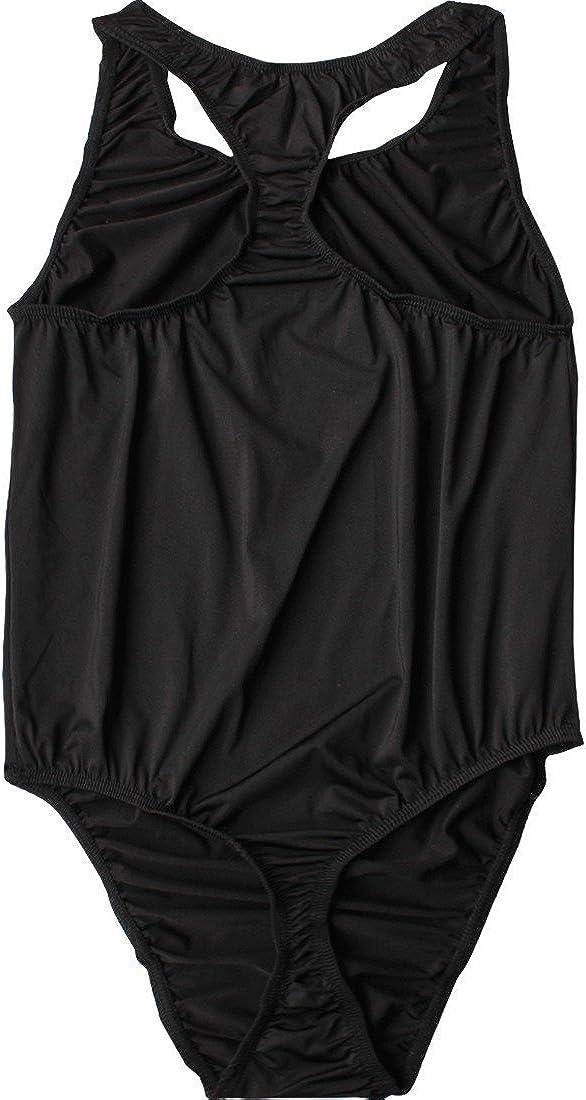 TiaoBug Mens Stretchy Swimsuit Thong Lingerie Bodysuit Bodywear Leotard Top Vest